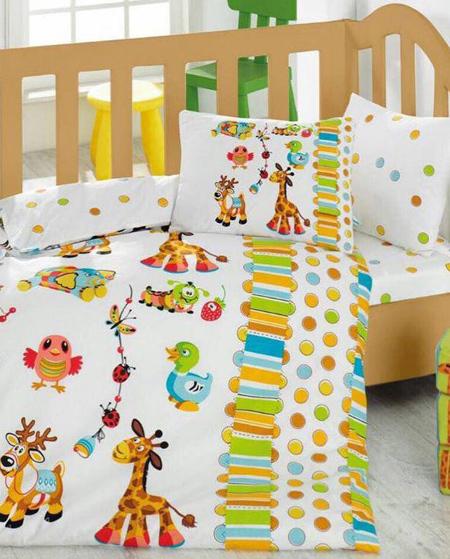 جدیدترین ست های روتختی نوزادی, ست نوزادی مخصوص تخت