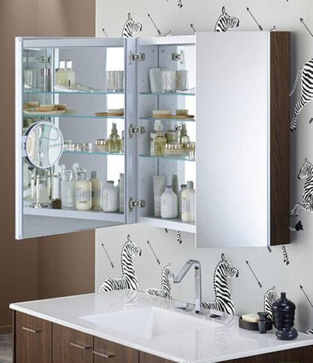 bathroom3 mirror2 model26 جدیدترین مدل آینه دستشویی