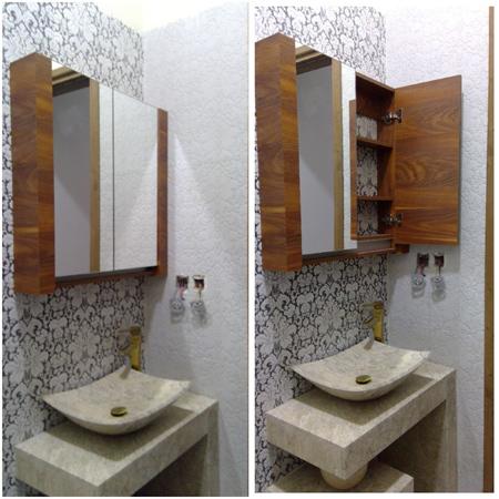 bathroom3 mirror2 model28 جدیدترین مدل آینه دستشویی