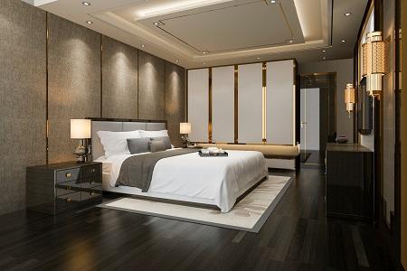 عکس کناف اتاق خواب , کناف اتاق خواب مدرن , کناف اتاق خواب جدید