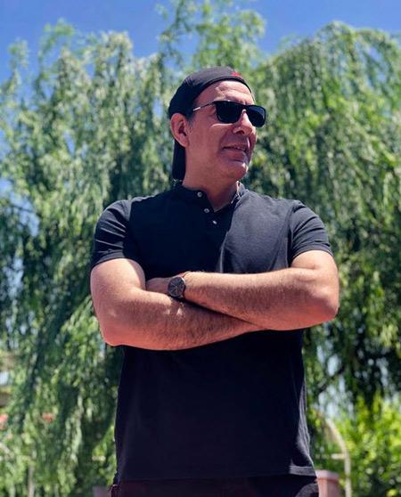 behnam tashakor 04 بيوگرافي بهنام تشكر + عكس همسر و پسرش