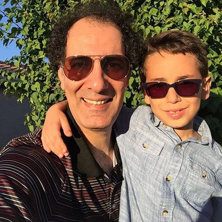 behnam tashakor 06 بیوگرافی بهنام تشکر + عکس همسر و پسرش