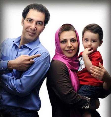 behnam tashakor 12 بیوگرافی بهنام تشکر + عکس همسر و پسرش