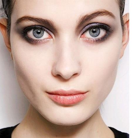 big eye makeup 02 آموزش کامل آرایش چشم درشت