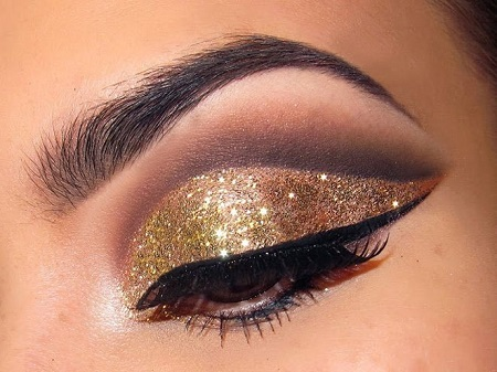 big eye makeup 06 آموزش کامل آرایش چشم درشت