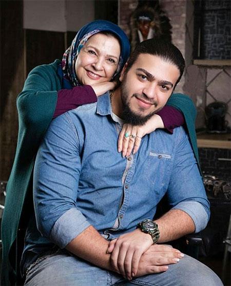biography afsar asadi27 بیوگرافی افسر اسدی + عکس های خانوادگی