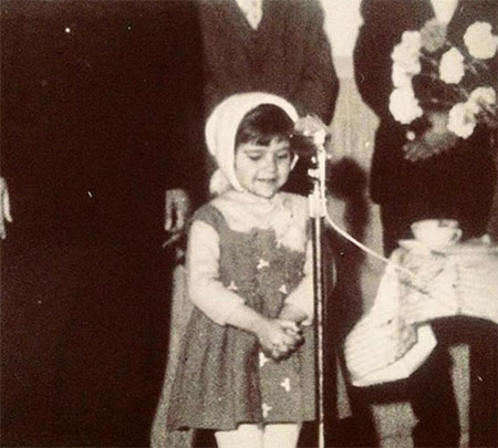 biography afsar asadi28 بیوگرافی افسر اسدی + عکس های خانوادگی