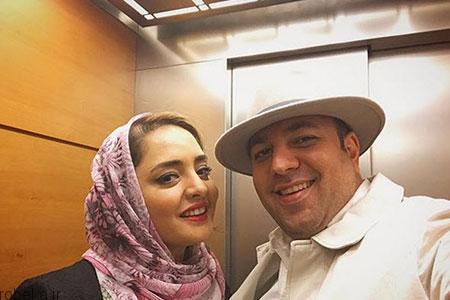 biography ali oji25 بیوگرافی علی اوجی + تصاویر علی اوجی و همسرش