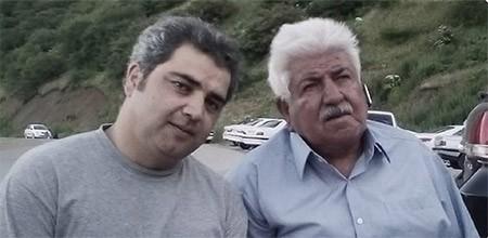 biography atabak naderi 3 robeka.ir  بیوگرافی اتابک نادری + عکس اتابک نادری و همسرش و فرزندش