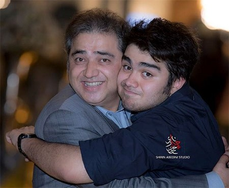 biography atabak naderi 7 robeka.ir  بیوگرافی اتابک نادری + عکس اتابک نادری و همسرش و فرزندش