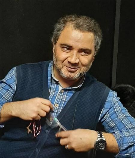 biography atabak naderi2 robeka.ir  بیوگرافی اتابک نادری + عکس اتابک نادری و همسرش و فرزندش
