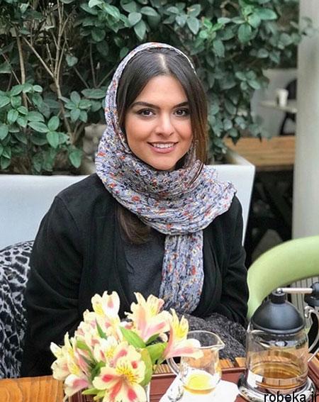 biography donya madni22 بیوگرافی و عکس های دنیا مدنی دختر بازیگر معروف