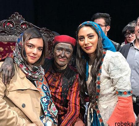 biography donya madni27 بیوگرافی و عکس های دنیا مدنی دختر بازیگر معروف
