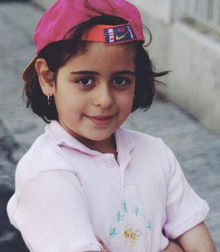 biography fatima baharmast23 بیوگرافی فاطیما بهارمست + عکس های خانوادگی اش