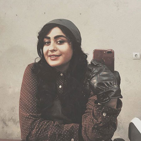 biography fatima baharmast26 بیوگرافی فاطیما بهارمست + عکس های خانوادگی اش