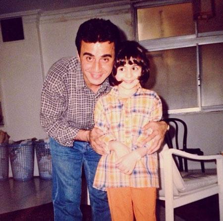biography fatima baharmast27 بیوگرافی فاطیما بهارمست + عکس های خانوادگی اش