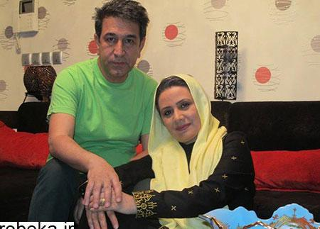 biography flora sam26 بیوگرافی فلورا سام و همسرش علی اوجی + عکس همسر و دخترش