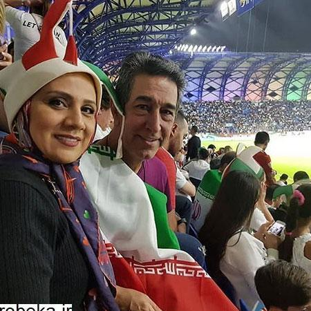 biography flora sam27 بیوگرافی فلورا سام و همسرش علی اوجی + عکس همسر و دخترش