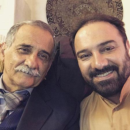 biography ismail mehrabi27 بیوگرافی اسماعیل محرابی پدر آشا محرابی