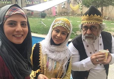 biography mahsa tahmasebi26 بیوگرافی مهسا طهماسبی + جدیدترین عکس های خانوادگی اش