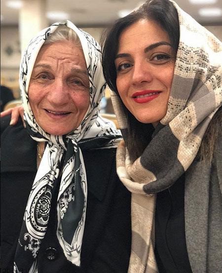 biography mahsa tahmasebi30 بیوگرافی مهسا طهماسبی + جدیدترین عکس های خانوادگی اش