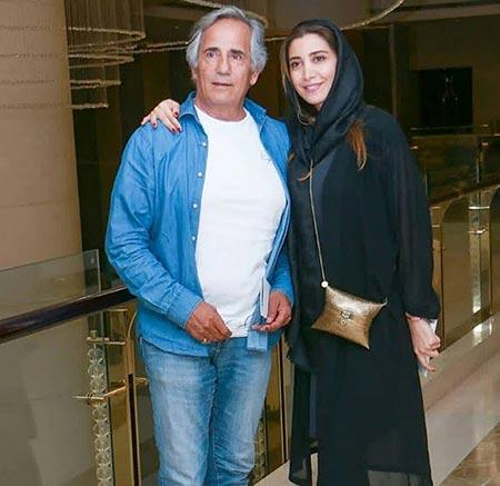 biography majid mozaffari23 بیوگرافی مجید مظفری + عکس های مجید مظفری و دخترش