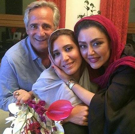 biography majid mozaffari24 بیوگرافی مجید مظفری + عکس های مجید مظفری و دخترش
