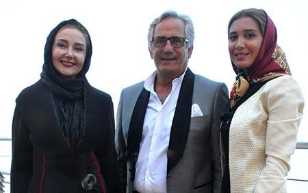 biography majid mozaffari26 بیوگرافی مجید مظفری + عکس های مجید مظفری و دخترش