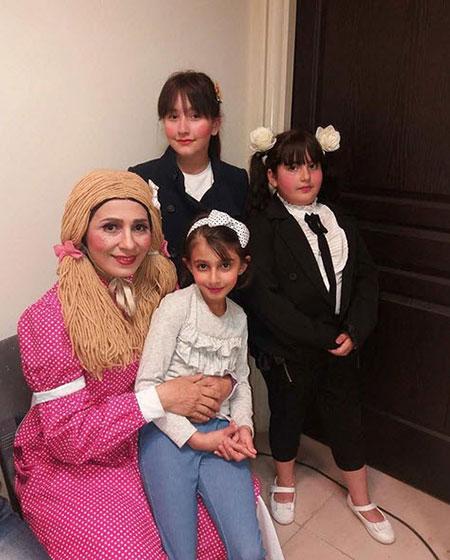 biography mariyam kazemi26 بیوگرافی مریم کاظمی + عکس