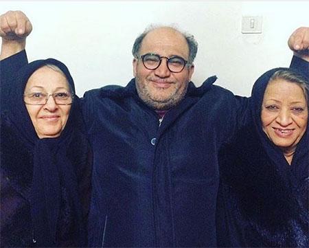 biography nader soleimani31eet بیوگرافی نادر سلیمانی + عکس  نادر سلیمانی و خانواده اش