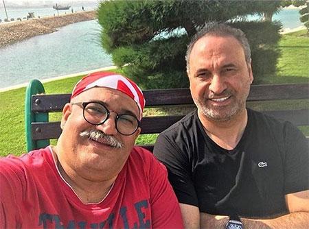 biography nader soleimani34e45t5t بیوگرافی نادر سلیمانی + عکس  نادر سلیمانی و خانواده اش