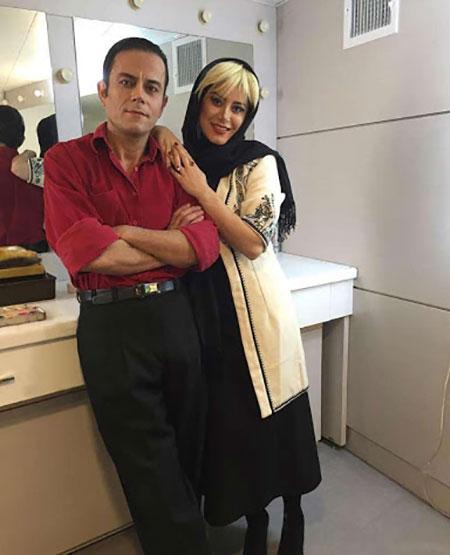biography rahim noroozi 5 بیوگرافی رحیم نوروزی + عکس همسر (اول و دوم) و دخترش