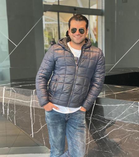 biography roozbeh hesari 25 robeka.ir  بیوگرافی روزبه حصاری + عکس های روزبه حصاری و اینستاگرام