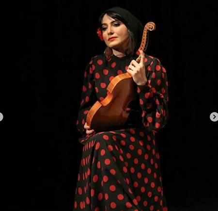 biography samira hassanpour28 بیوگرافی سمیرا حسن پور + عکس های همسرش