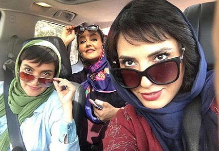biography samira hassanpour29 بیوگرافی سمیرا حسن پور + عکس های همسرش