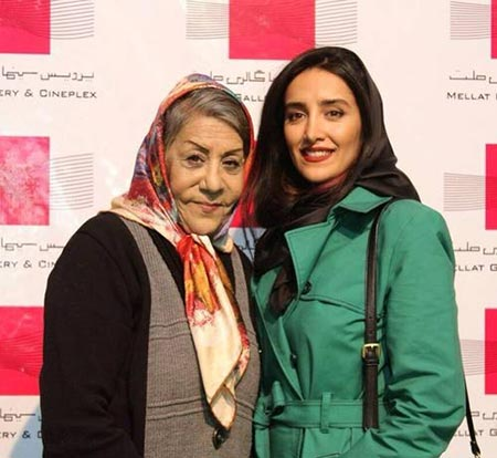 biography shahrbanoo mousavi26 بیوگرافی شهربانو موسوی