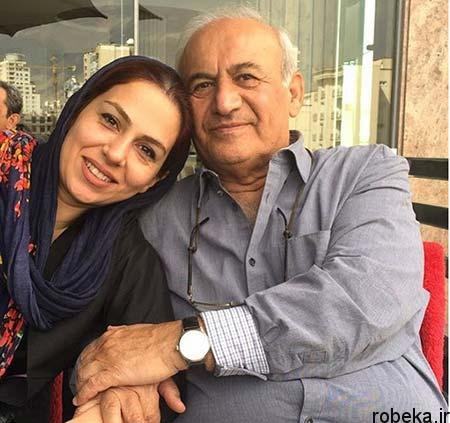 biography tina pakravan24 بيوگرافي تينا پاكروان + عكس هاي خانواده و همسرش