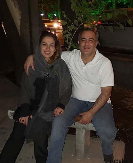 biography tina pakravan26 بيوگرافي تينا پاكروان + عكس هاي خانواده و همسرش