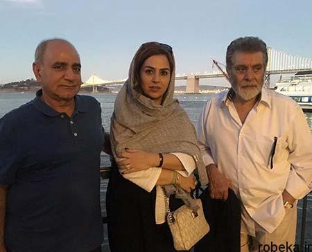 biography tina pakravan28 بيوگرافي تينا پاكروان + عكس هاي خانواده و همسرش