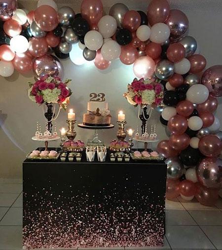 birthday2 decor2 تزیین دکور تولد