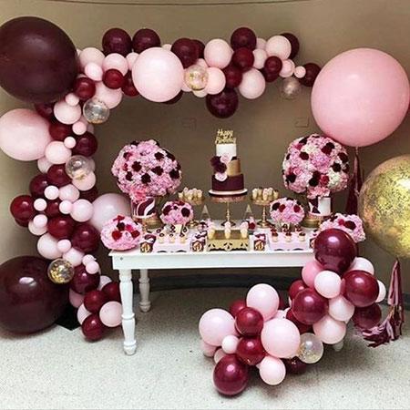 birthday2 decor3 تزیین دکور تولد