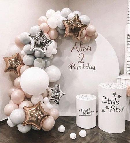 birthday2 decor6 تزیین دکور تولد