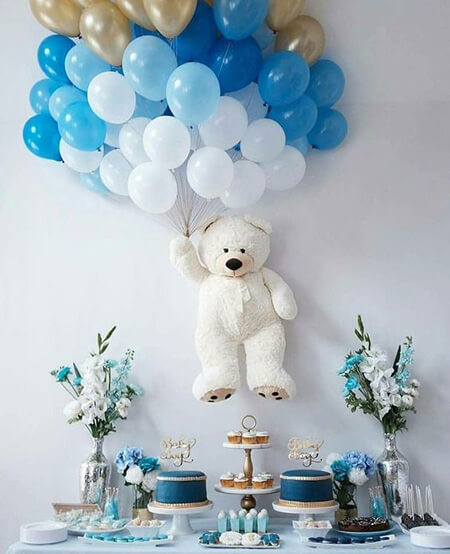 ایده برای تم تولد پسرانه, تصاویر تم تولد پسرانه