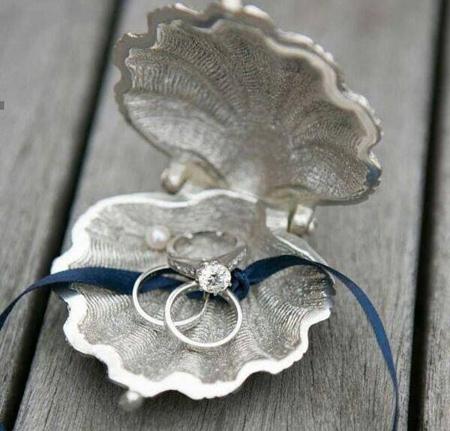 bride2 groom ring18 تزیین جا حلقه ای عروس و داماد