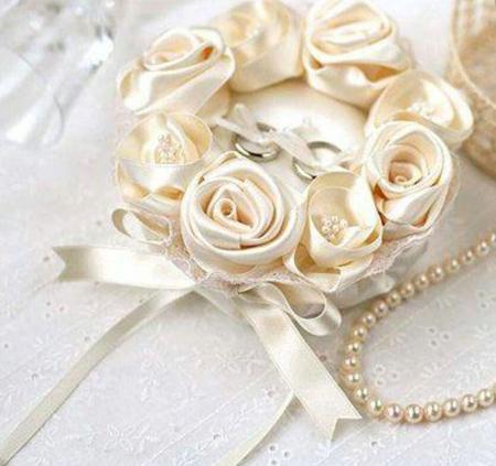 bride2 groom ring26 تزیین جا حلقه ای عروس و داماد