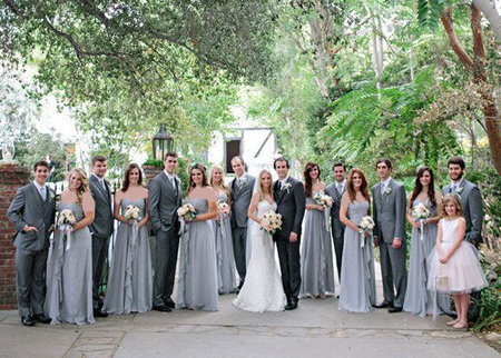 bride2 groom1 dress up15 ساقدوش عروس و داماد کیست؟ + مدل لباس ساقدوش عروس و داماد