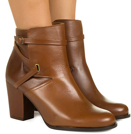brown1 boot2 model10 مدل بوت و نیم بوت قهوه ای