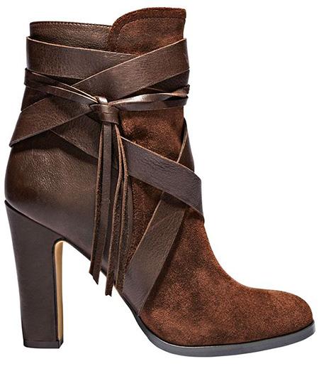 brown1 boot2 model17 مدل بوت و نیم بوت قهوه ای