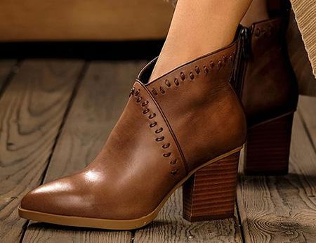 brown1 boot2 model8 مدل بوت و نیم بوت قهوه ای