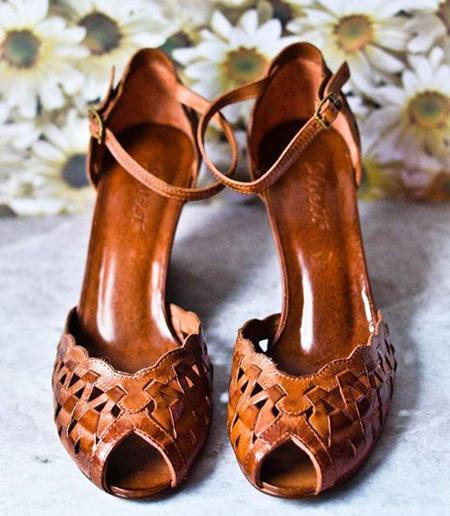 مدل کفش مجلسی قهوه ای, شیک ترین مدل کفش قهوه ای